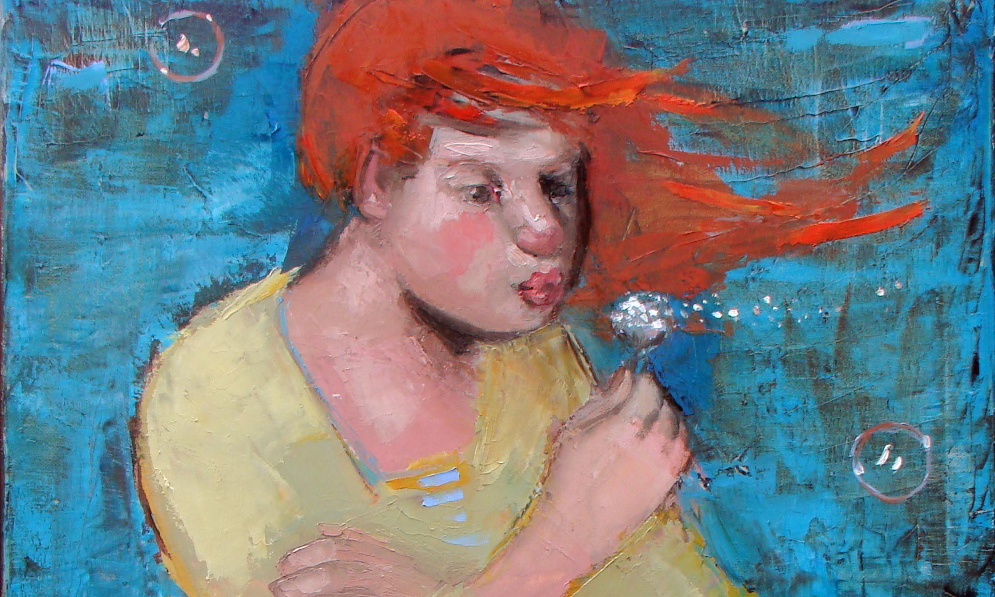 Basia Roszak Paintings